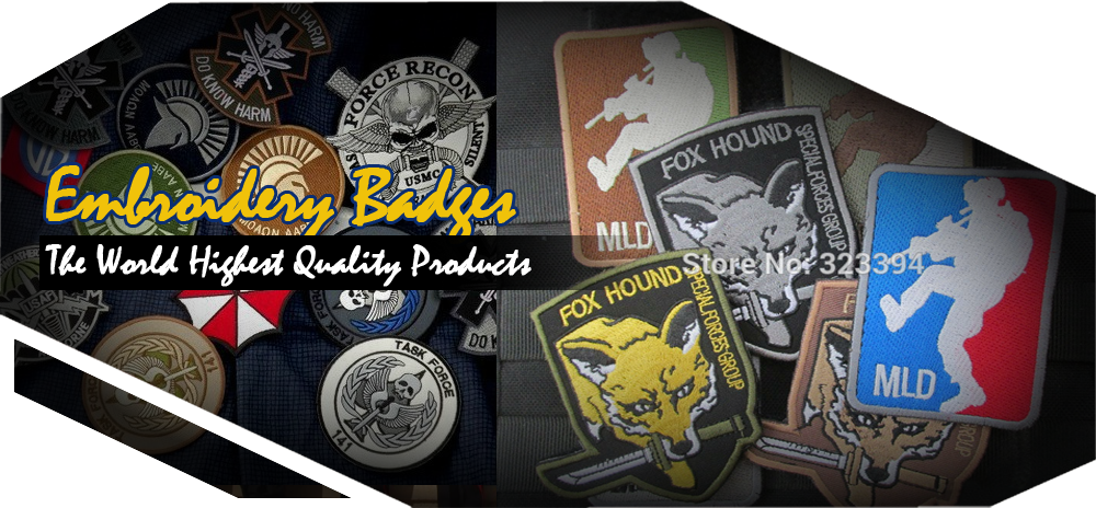Welcome To Golden Badges | Sports Wear | Leather Garments | Musical Instruments |  	Embroidery Badges